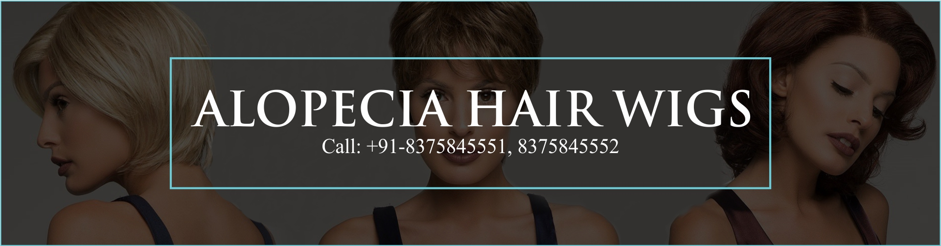Alopecia Hair Wigs in Delhi - PHC Hair Clinic