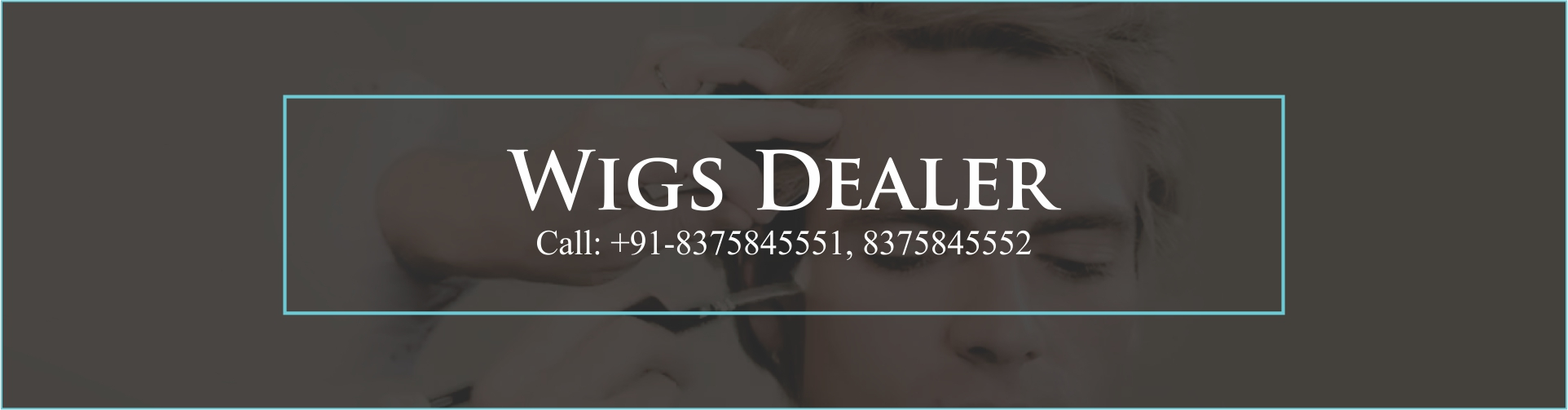 Wigs Dealer - PHC Hair Clinic