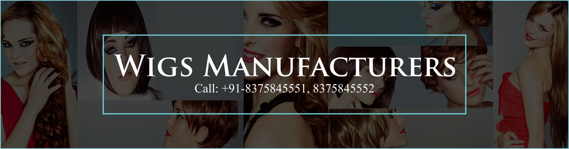 Wigs Manufacturers in Delhi - PHC Hair Clinic