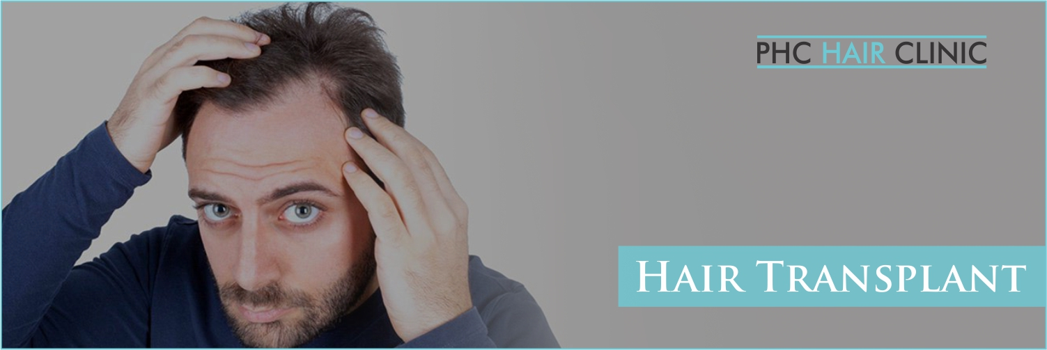 Hair Transplant in delhi - PHC Hair Clinic