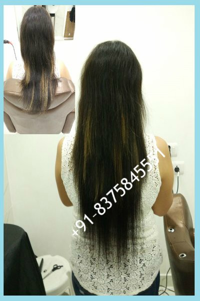 Permanent Hair Extensions in Noida